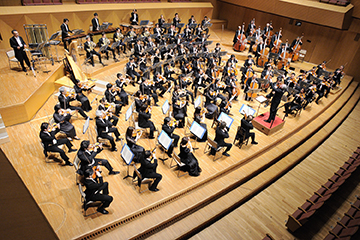 The Yomiuri Nippon Symphony Orchestra, a group with over 50 years of history