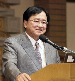 小林喜光代表幹事